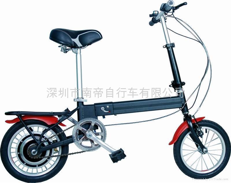 轻便电动自行车 1