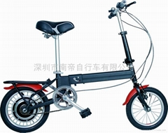 輕便電動自行車