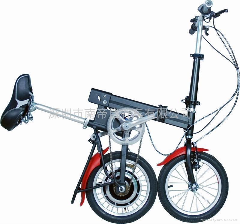 轻便电动自行车 2