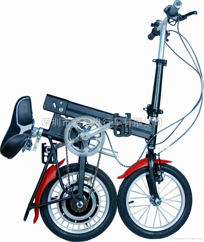 轻便电动自行车 3
