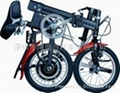 轻便电动自行车 4