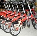 新年经济又豪气的礼品自行车