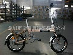 上下班伴侣电动自行车