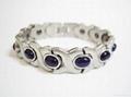 Magnetic Stainless Steel Bracelets