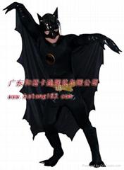表演服装蝙蝠侠