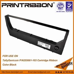 兼容TallyGenicom255661-104 6800/6600 ribbon