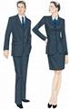 工作服制服西服棉袄等团体服装订