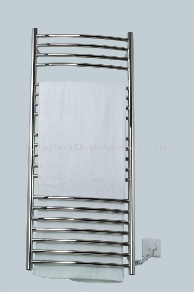 Heated Towel Rail 1