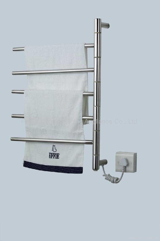 Heated Towel warmer 1
