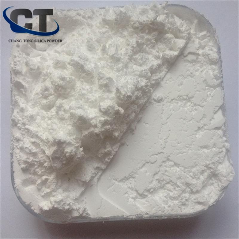 High quality Fused silica sand powder  1