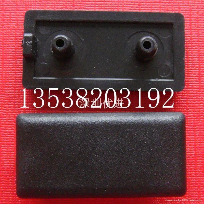 工业铝型材配件9090端盖堵头 5
