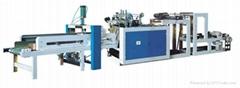 TLHQ500-700熱封熱切高速塑料薄膜制袋機