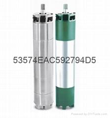 原装进口不锈钢高温90度潜水电机