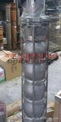 進口深井泵spring製作304不鏽鋼