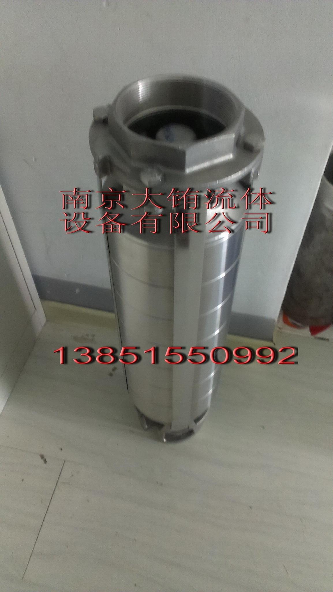 南京富蘭克林深井泵耐磨損耐腐蝕 1
