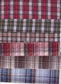 全棉色织衬衫布 4