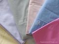 全棉色织衬衫布 3