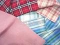 全棉色织提花衬衫布 4