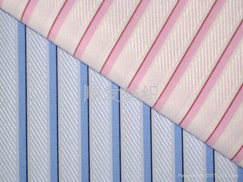 色织衬衫布 1