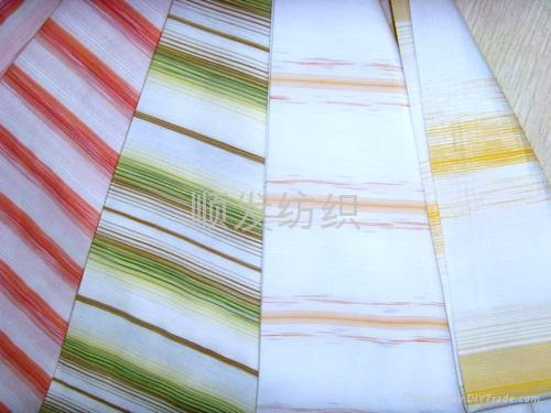 色织衬衫布 3