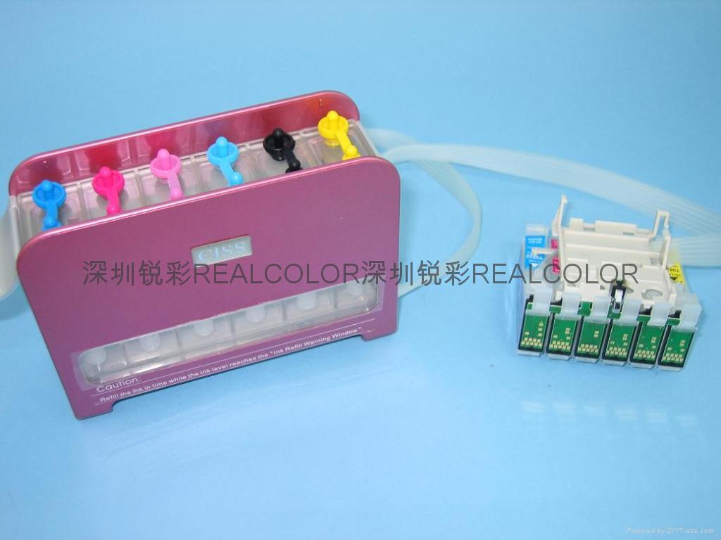 R290/R280/R285/R390連續供墨系統 1