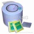 12.5 gsm No Heat Seal Tea Bag Filter Paper