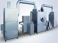 BG High Efficiency Intelligent Film Coating Machine