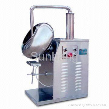 BY300/400 Water Chestnut Sugar Coating Machine