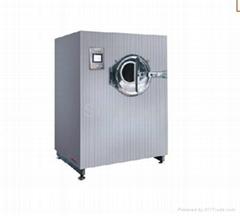 BG-1000E  High Efficiency Intelligent Film Coating Machine