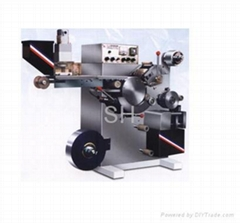 DPT80C Mini Al/PL Blister Packing Machine