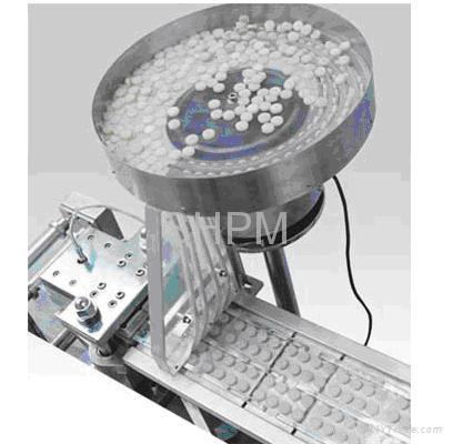 DPP138C/250C AL/PL Blister Packing Machine 2