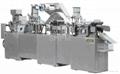 DPP160F/250F Tropical AL/Plastic/AL Blister Packing Machine