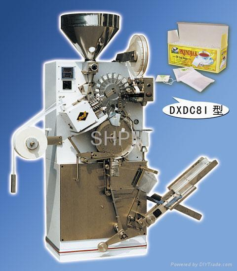 Y12 Two Chamber Teabag Packing Machine  4