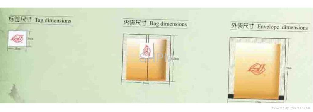 DXDDC-10 Tea Bag Auto Packing Machine for packing tea, herb medicine, coffee 2