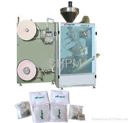 DXDDC-10 Tea Bag Auto Packing Machine for packing tea, herb medicine, coffee 3