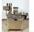 ABG ANTIBIOTIC VIAL LIQUID FILLING MACHINE