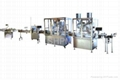 Automatic Bottling and Packing Compact Process Line