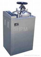 JY1001 Electric Vertical Steam Sterilizer