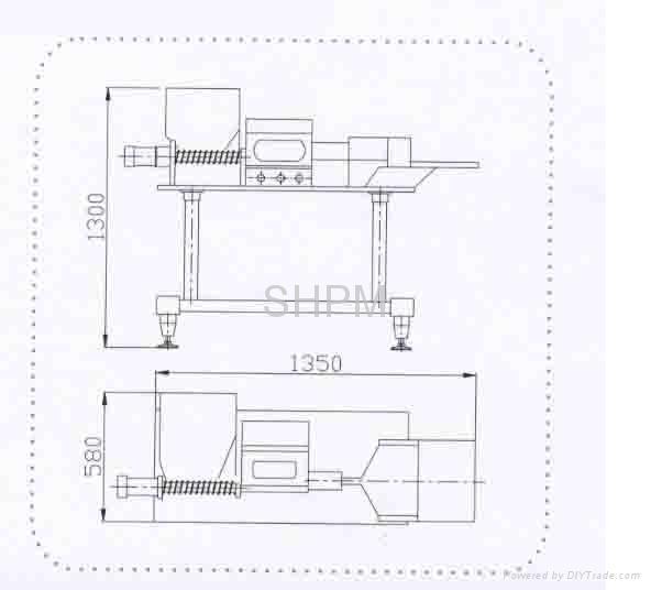 DJ-2燈檢機,安瓿/西林瓶/膠囊燈檢機 2
