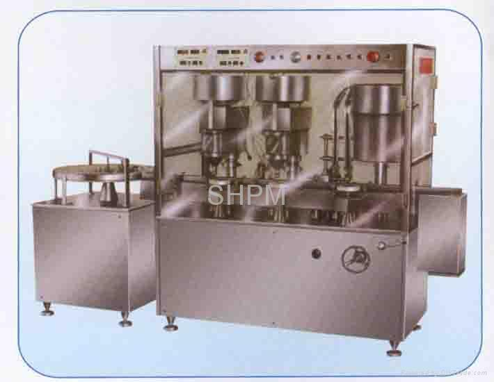 FJZ Powder Calculating and Packing Machine 1