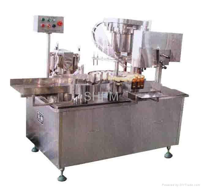 FJZ Powder Calculating and Packing Machine 3