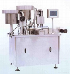 SKGNX Eye Drop Filling & Capping Machine