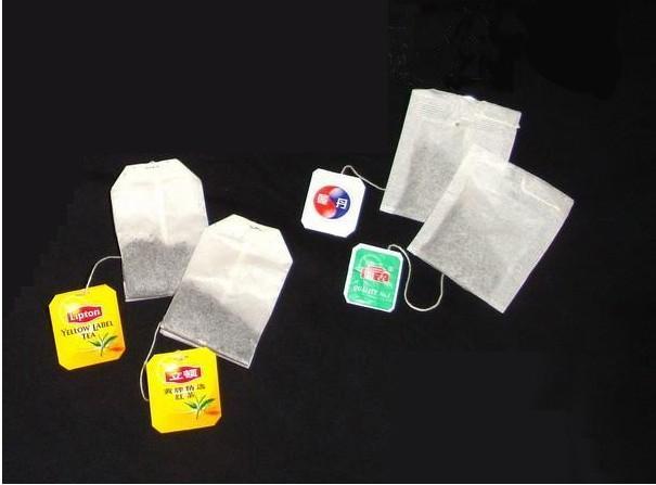 No Heat Seal Tea Bag Filter Paper 12.3GSM 4
