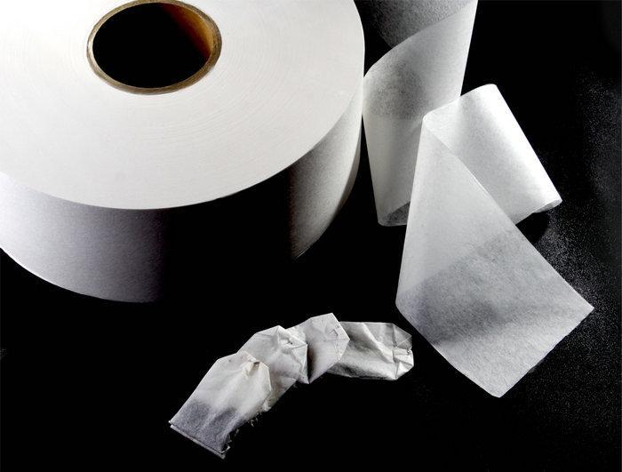 No Heat Seal Tea Bag Filter Paper 12.3GSM 5