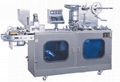 DPB-140E AL-PVC Flat Plate Auto Blister Packing Machine