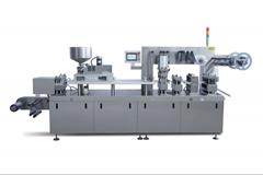 DPP-260H1 High-speed AL-Plastic Blister Packing Machine