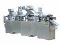 DPP300F Al/Plastic/AL Blister Packing Machine