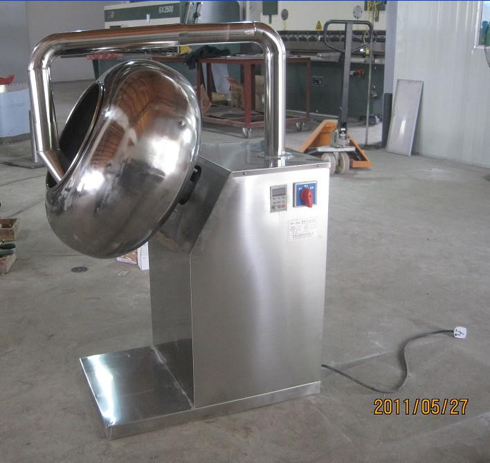 BY600 Simplified Tablet Film Coating Machine
