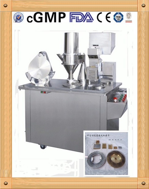 CGN-208C Semi-auto Capsule Filling Machine 1