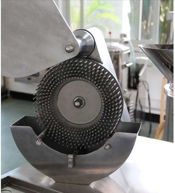 CGN208-D新型半自動膠囊充填機 5